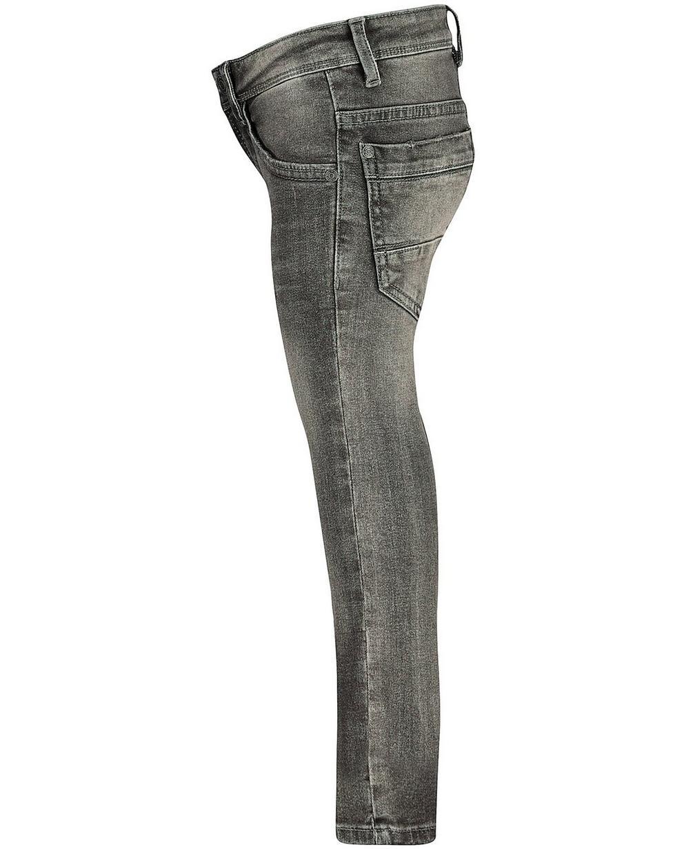 Jeans - Grau - Skinny Straight Jeans THOMAS